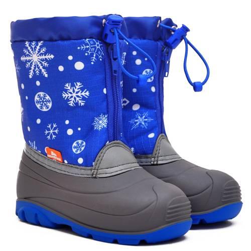 Детская зимняя обувь для мальчиков