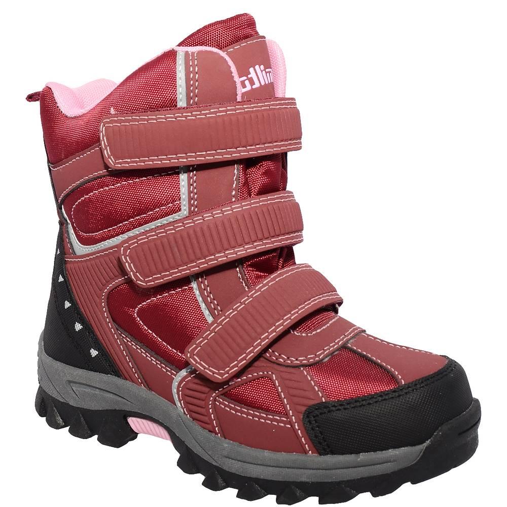 ec24af53 Ботинки зимние для девочки оптом, артикул 26481-SC от компании ...
